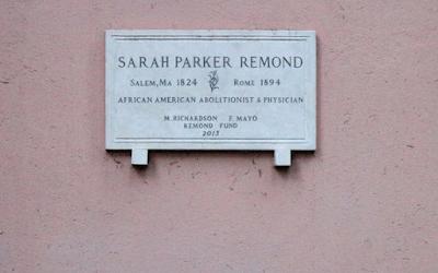 Targa Sarah Parker Remond