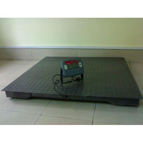 Kiểm định cân sàn từ 500kg đến 20 tấn