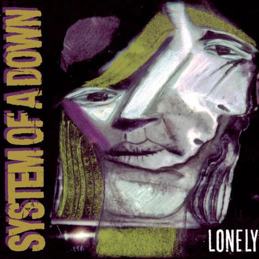 System of a Down - Vicinity of Obscenity/Lonely Day - EP Cover