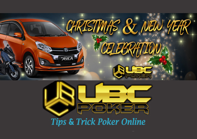 EVENT Natal dan Tahun Baru 2019 UBCPoker