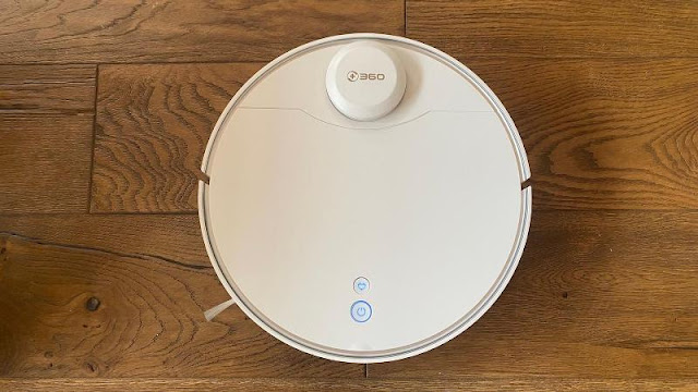 360 S9 Robot Vacuum Cleaner Review