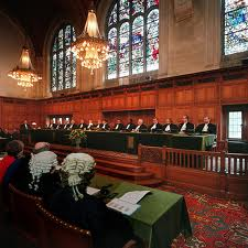 sumber hukum dan peradilan internasional