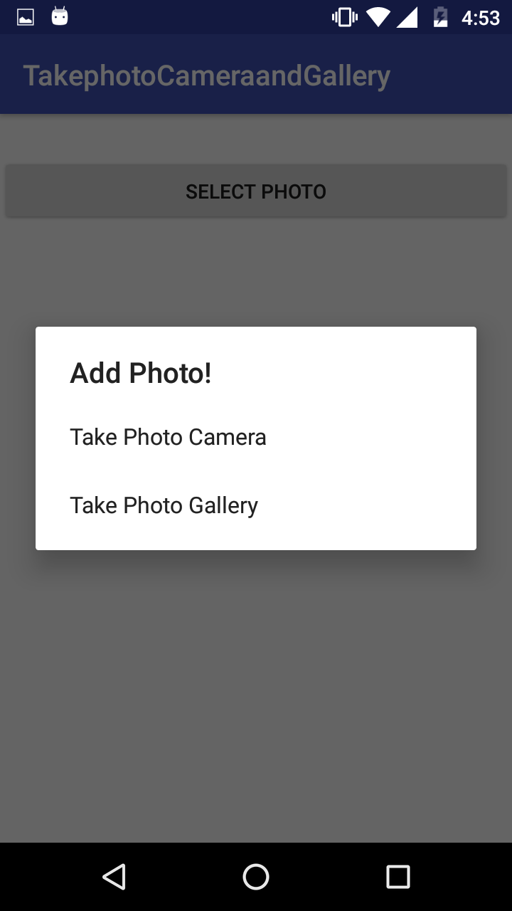 anil@Android: Pick Image from Camera or Gallery -Android