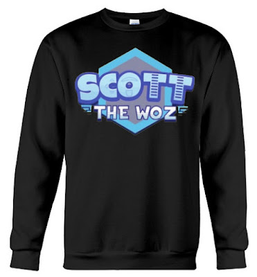 scott the woz merch Store, scott the woz merch Hoodie, scott the woz merch T Shirt
