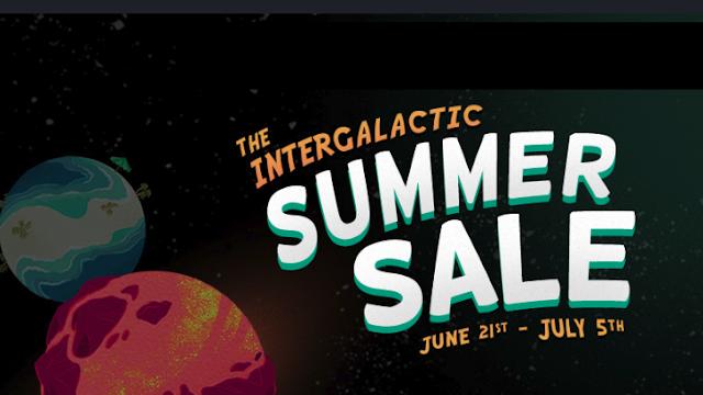 تخفيضات متجر Steam الصيفية مستمرة و إليكم أبرز العناوين من هنا …