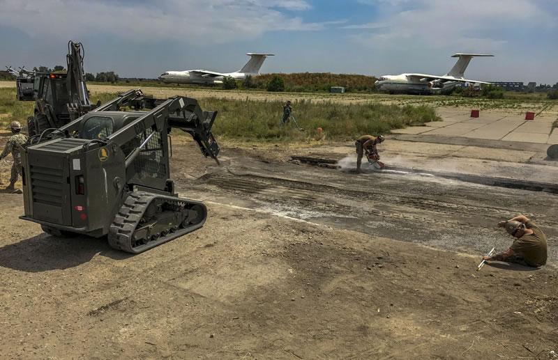 США модернізують українські порти для американських військових кораблів