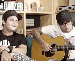 Matheus e Kauan lançam clipe de Anti Saudade