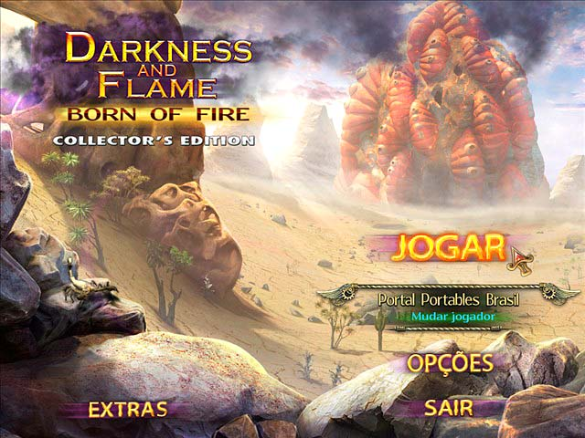 Darkness and Flame - Born of Fire