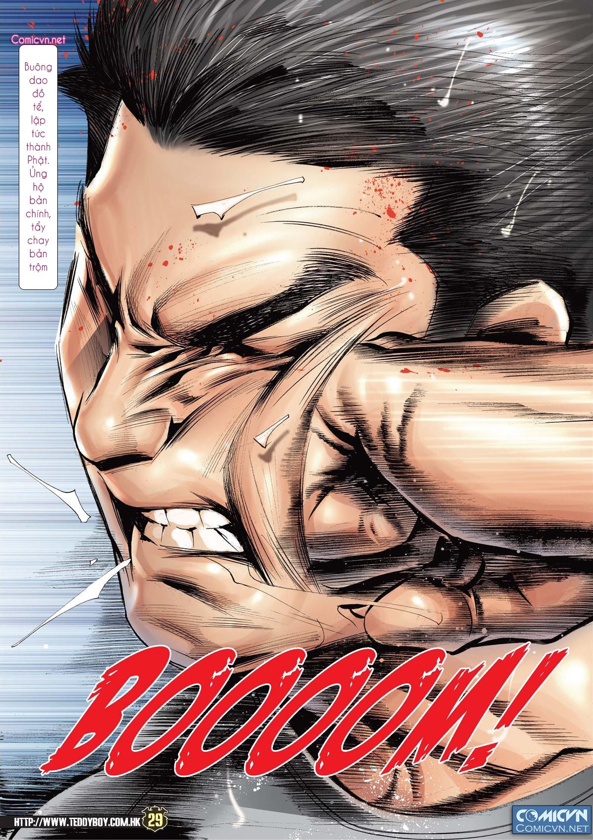 Người Trong Giang Hồ chapter 2119: nam ca vs thượng võ trang 28