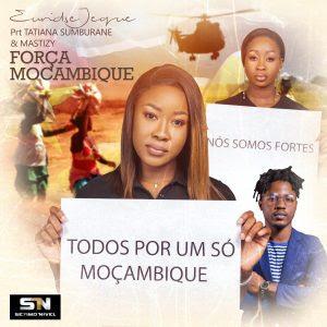 Euridse Jeque - Força Moçambique (feat. Tatiana Sumburane & Mastizy)