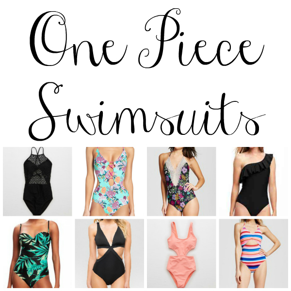 one piece swimsuits, mom swimsuits, style on a budget, summer style, how to pick a swimsuit