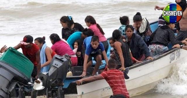 Trinidad y Tobago deportó a una niña balsera venezolana de 11 años