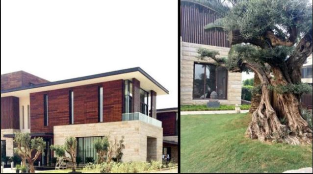 navjot singh sidhu house property