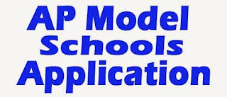 AP Model Schools (APMS) Online Application www.apms.cgg.gov.in