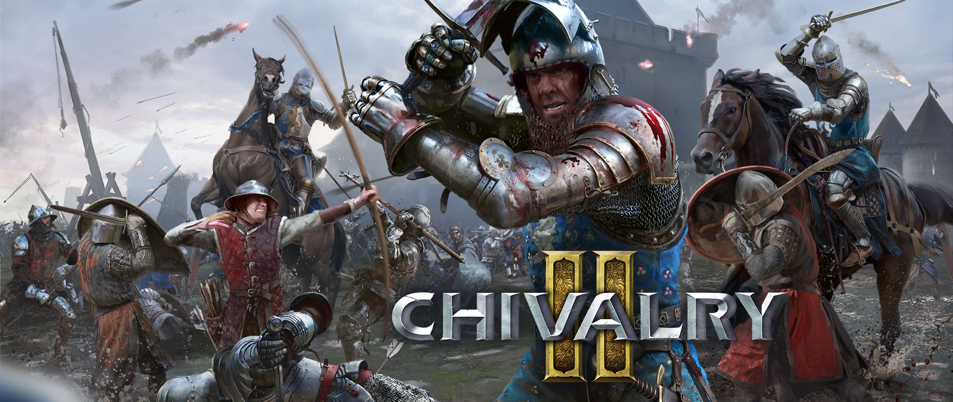 Chivalry 2 graphics tuning for a weak PC