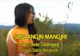Lirik Lagu Susi Angin Mangiri' – Salma Margareth