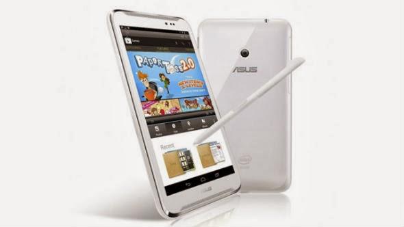 Asus Fonepad Note, Phablet Android Dengan Spesifikasi Hebat