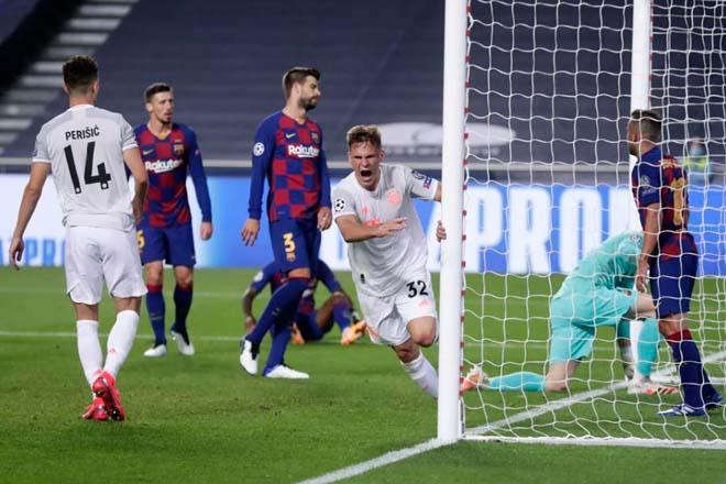 """Barca thua chấn động Cúp C1: Lỗi ở Messi hay """"ông trùm"""" Bartomeu?"""