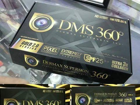 DMS360 Tampil dengan Wajah Baharu!