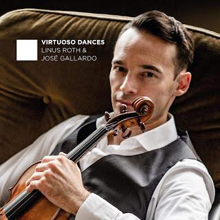Virtuoso Dances - Bartok, Stravinsky, Piazzolla, Brahms, Szymanowski; Linus Roth, Jose Gallardo; Evil Penguin