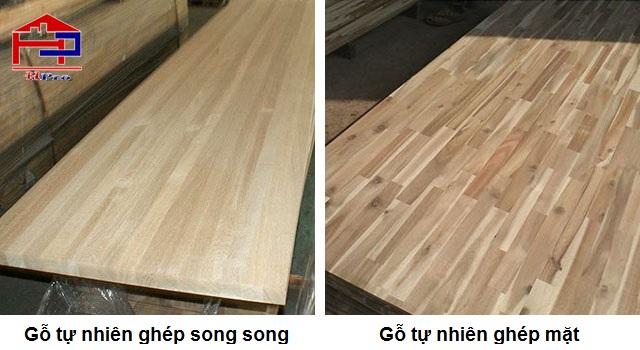 Cách xử lý gỗ tự nhiên tránh bị cong vênh, nứt nẻ