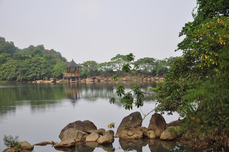 Khu du lịch Thiên Sơn Suối Ngà - Ba Vì, Hà Nội