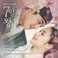 Download Mp3, MV, Video, Full Epsode Lyrics Yael Meyer - No Matter How Hard I Try (Queen for Seven Days OST Par.2)