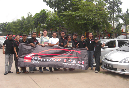 toyota wish community