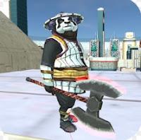 panda superhero mod apk level