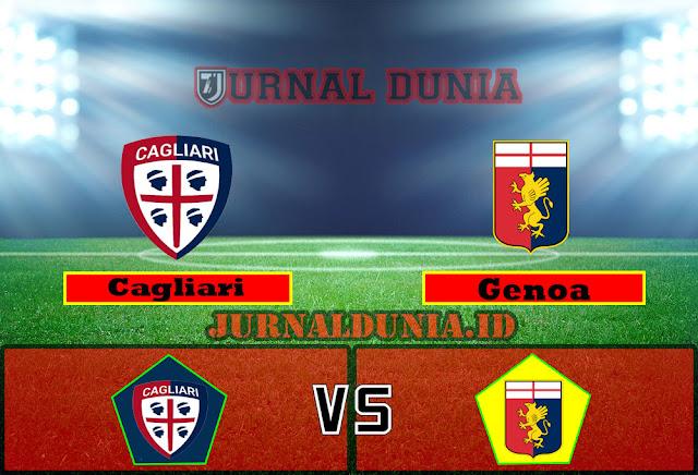 Prediksi Cagliari vs Genoa ,Sabtu 22 May 2021 Pukul 02.00 WIB
