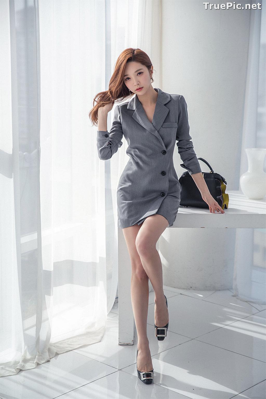 Image Korean Beautiful Model – Park Soo Yeon – Fashion Photography #4 - TruePic.net - Picture-7