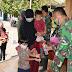 Peduli Kesehatan Ibu dan Anak, Babinsa Dampingi Posyandu