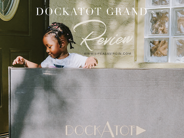 DockATot Grand Review | Lifestyle + Parenting Blogger | Life As A Virgin