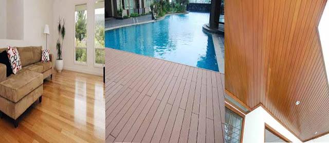 lantai kayu-decking-lambersering kayu keruing