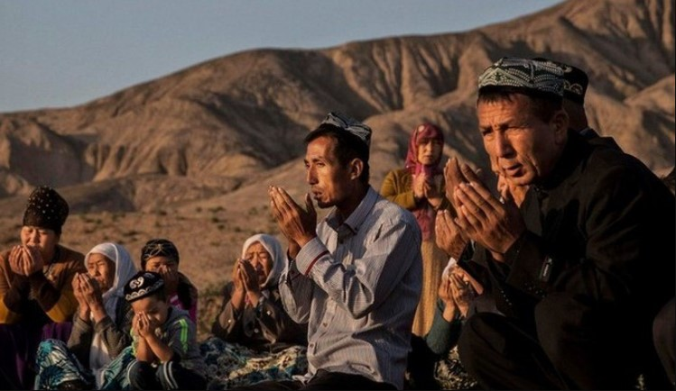 1 Juta Muslim Diisolasi, Warga Uighur Kini Justru Sumbang China Rp.171 Juta