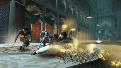 Prince Of Persia: The Sands Of Time Game Download