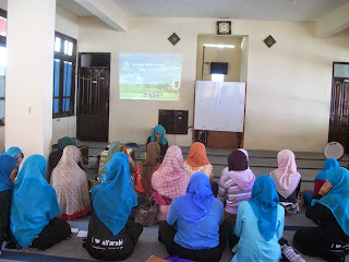 Gathering & Open House Kemuslimahan