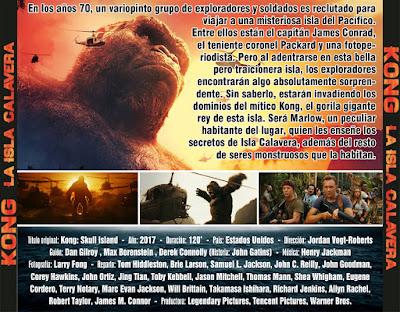 Kong - La isla calavera - [2017]