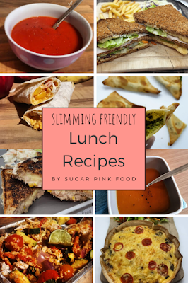 Slimming World Lunch Recipes