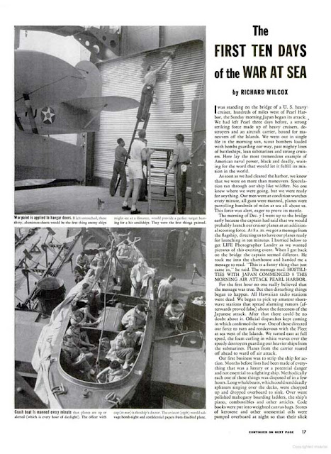 An article about the US Navy in Life magazine 5 January 1942 worldwartwo.filminspector.com
