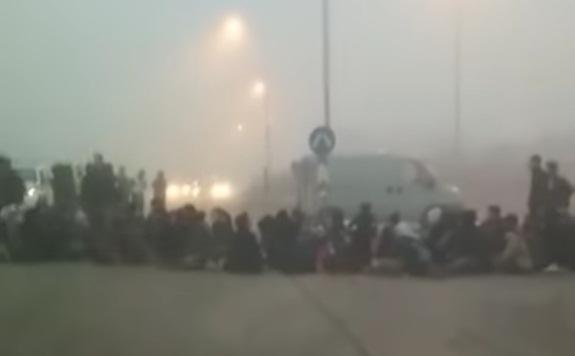 """Παράξενη έως επικίνδυνη η """"κατάληψη εδάφους"""" λαθρομεταναστών στην Ορεστιάδα"""