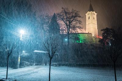 havazás márciusban, Székelyföld, Csíkkarcfalva, időjárás