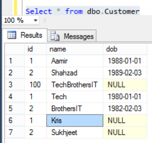 Welcome To TechBrothersIT: How to Load Only Matching Column