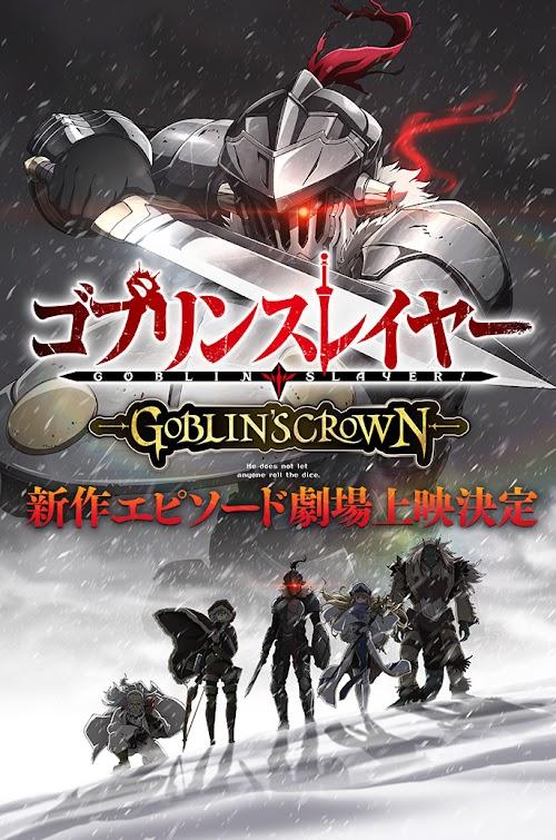 Descargar Goblin Slayer: Goblin's Crown [Pelicula][Sub Español][MEGA] HDL]