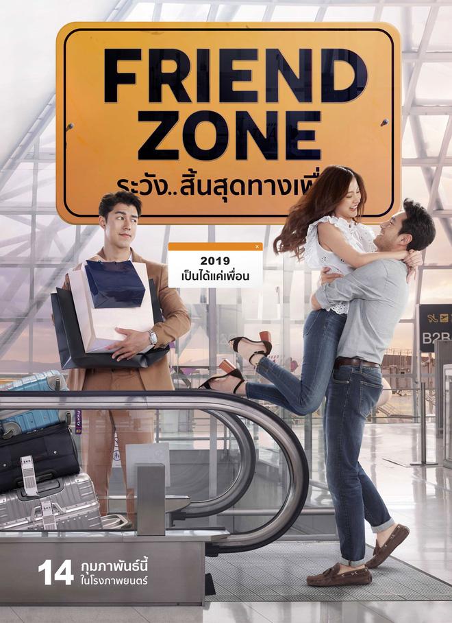 Yêu Nhầm Bạn Thân - Friend Zone