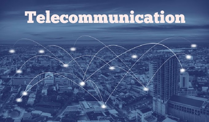 What is telecommunication system?