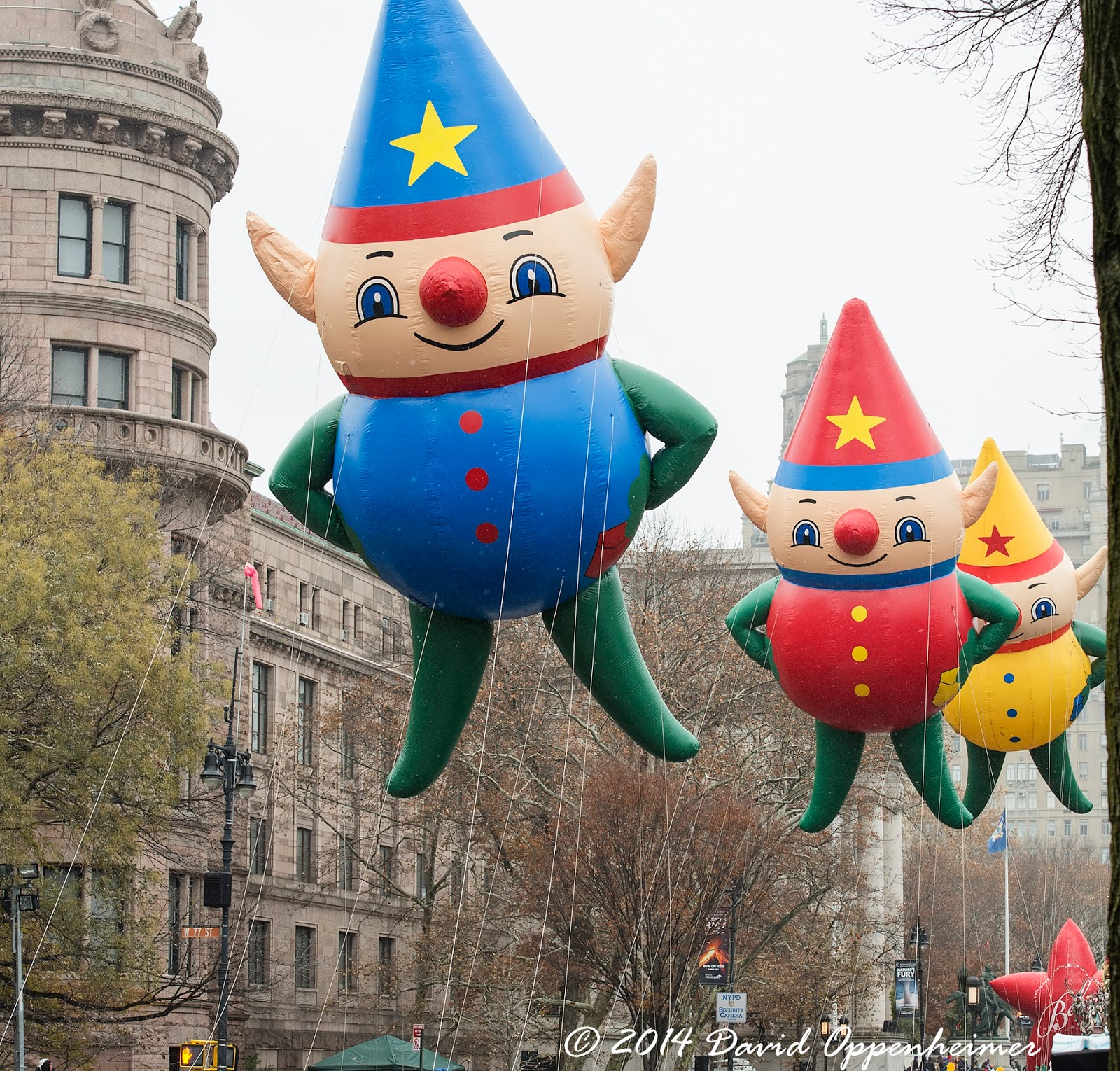 The 88th Annual Macy S Thanksgiving Day Parade Concert