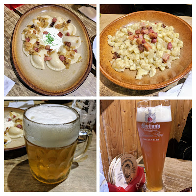 What to eat and drink in Bratislava in winter