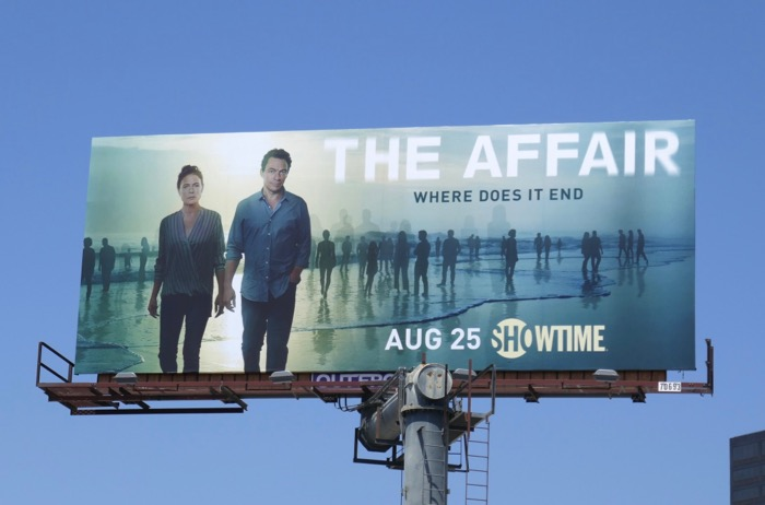 The Affair final season 5 billboard