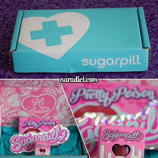 Review Maquillaje Sugarpill Cosmetics